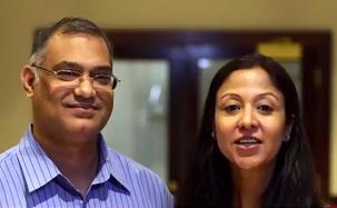 Deepak & Amrita Verma