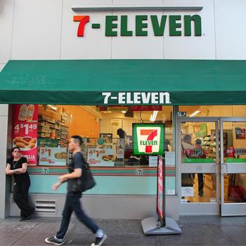 7-Eleven Gas Station