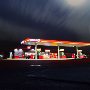 PA Gas Station