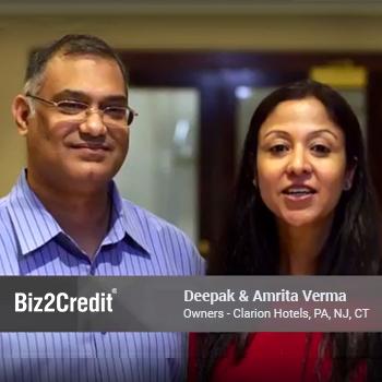 Deepak & amrita Varma