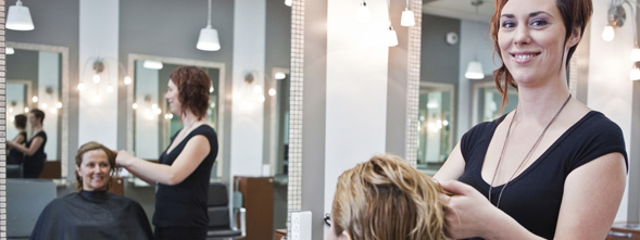 Hair Salon Gets Funding