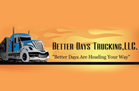 Better Days Trucking