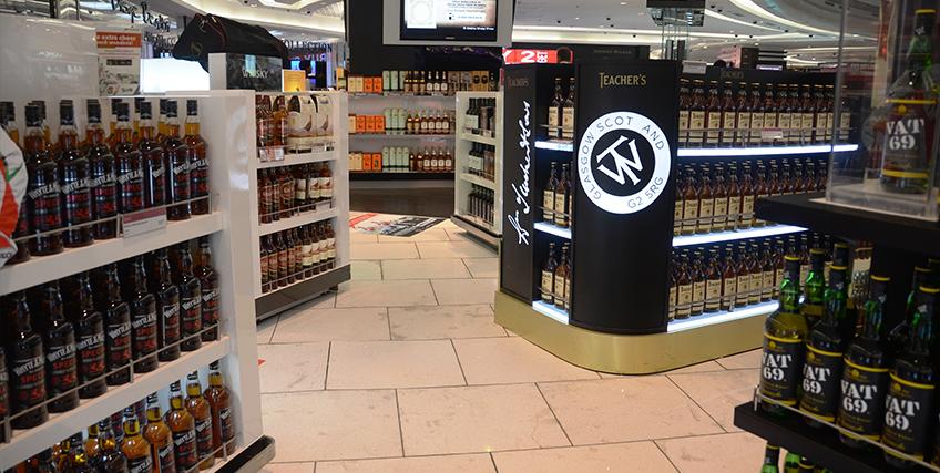 Liquor Store Valuation