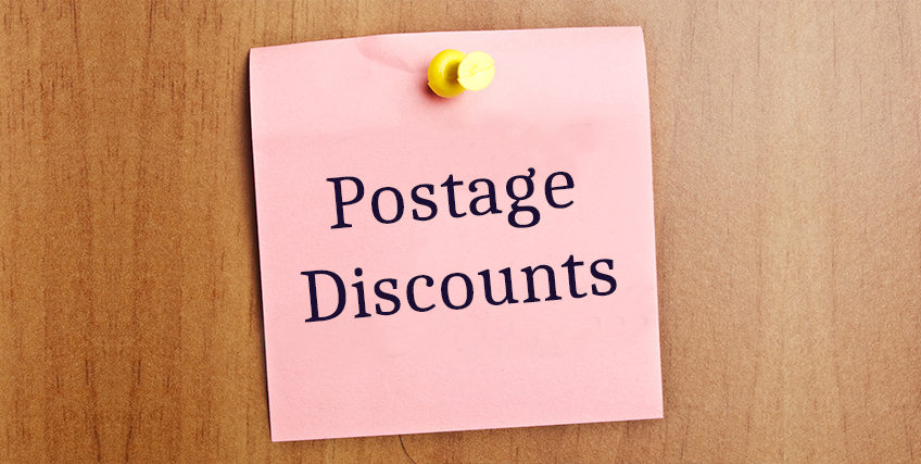 Small Business Postage Discounts