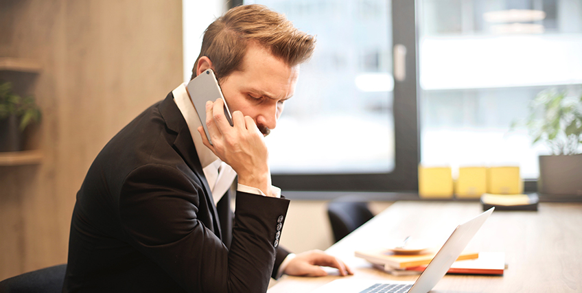 man-having-a-phone-call