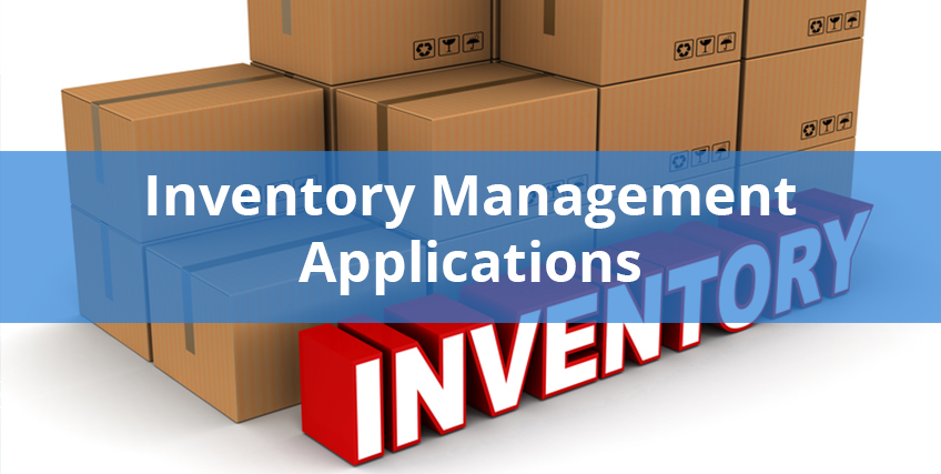 Inventory Management Apps