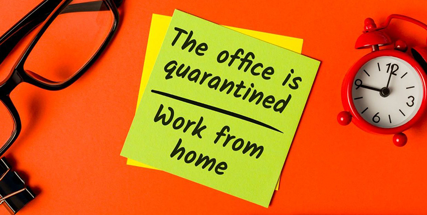 working from home for business owners