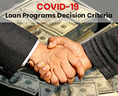 Loan Programs Decision Criteria