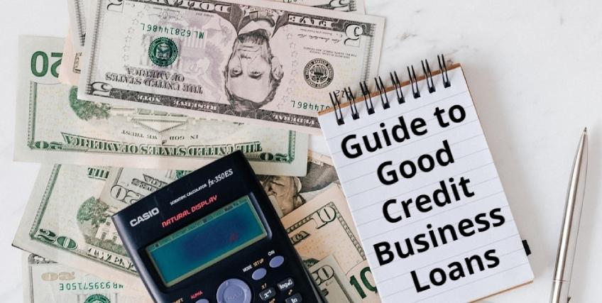Good Credit Business Loans