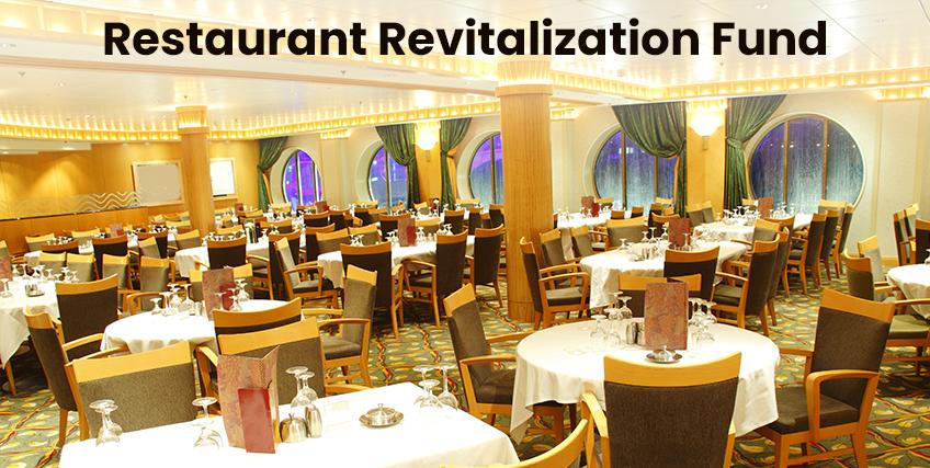 Restaurant Revitalization Fund